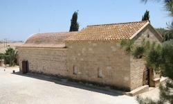 Ι.Μ. Αγίου Γεωργίου Μαυροβουνιώτη (Λάρνακα-Κύπρος)